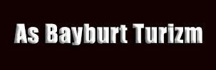 As Bayburt Turizm Otobüs Bileti