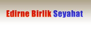 Edirne Birlik Seyahat Otobüs Bileti
